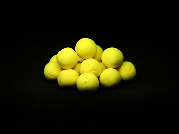 NEUTRAL (yellow)   Pop-up boilies