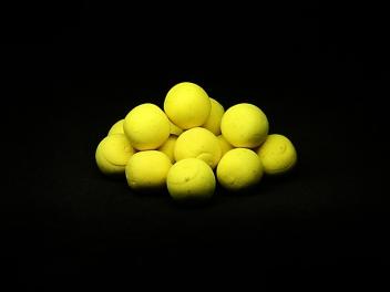 PEČENÝ BANÁN (yellow) - Pop-up boilies
