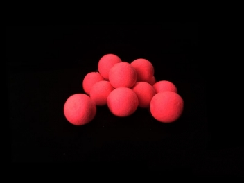 SCALY PASSION (Pink) 16 mm - Pop-up boilies